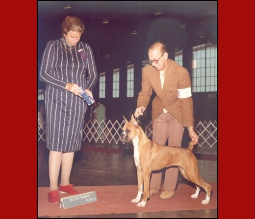 RWB -- Bartlesville Kennel Club - 1983